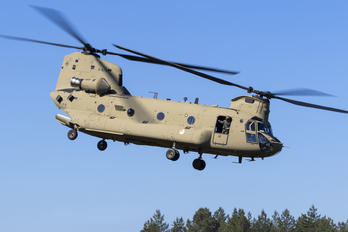 D-473 - Netherlands - Air Force Boeing CH-47F Chinook