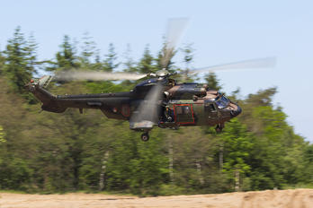 S-456 - Netherlands - Air Force Aerospatiale AS532 Cougar