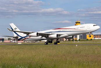 3DC-SDF - Kingdom of Swaziland Airbus A340-300