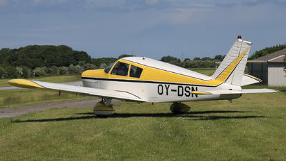 OY-DSN - Private Piper PA-28 Cherokee