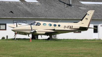 D-IFWA - Private Cessna 340
