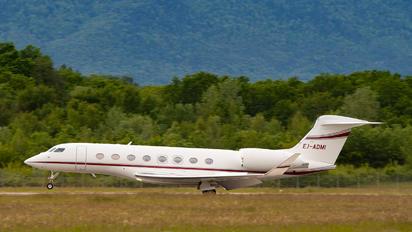 EJ-ADMI - Gainjet Gulfstream Aerospace G650, G650ER