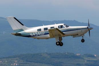 N4346P - Private Piper PA-46 Malibu / Mirage / Matrix