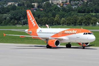 OE-LQS - easyJet Europe Airbus A319