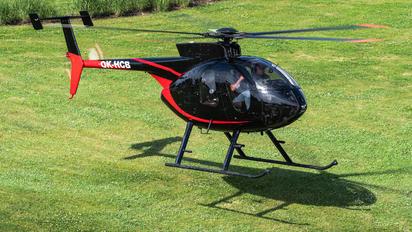 OK-HCB - Heli Czech MD Helicopters MD-500E
