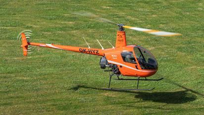 OK-HYZ - Heli Czech Robinson R-22 Beta II