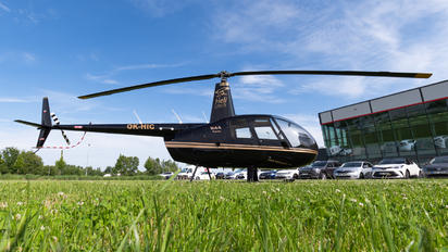 OK-HIC - Heli Czech Robinson R44 Astro / Raven