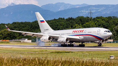 RA-96017 - Rossiya Special Flight Detachment Ilyushin Il-96