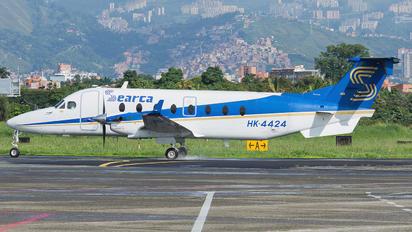 HK-4424 - Searca Beechcraft 1900D Airliner