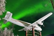 N6174C - Everts Air Cargo Douglas DC-6A aircraft