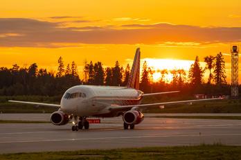 RA-89132 - Rossiya Sukhoi Superjet 100