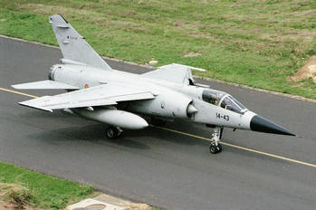 C.14-43 - Spain - Air Force Dassault Mirage F1M
