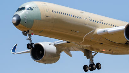 F-WZNY - Singapore Airlines Airbus A350-900 ULR