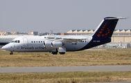 OO-DJS - Brussels Airlines British Aerospace BAe 146-200/Avro RJ85 aircraft