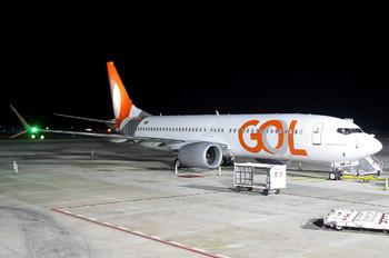 PR-XMP - GOL Transportes Aéreos  Boeing 737-8 MAX