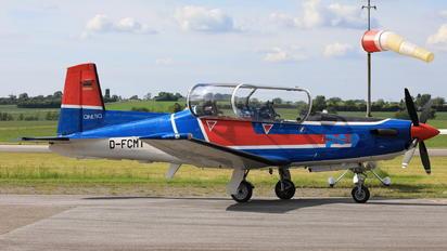 D-FCMT - QinetiQ Pilatus PC-9