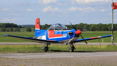 D-FKMT - QinetiQ Pilatus PC-9