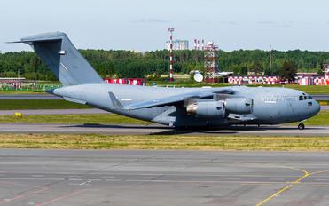 1230 - United Arab Emirates - Air Force Boeing C-17A Globemaster III