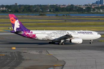 N383HA - Hawaiian Airlines Airbus A330-200