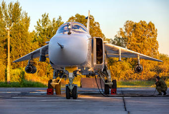 RF-33845 - Russia - Navy Sukhoi Su-24M