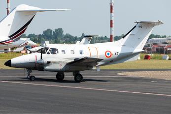 103 - France - Air Force Embraer EMB-121AN Xingu
