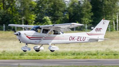 OK-ELU - Elmontex Air Cessna 172 Skyhawk (all models except RG)