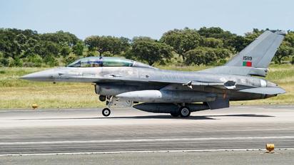 15119 - Portugal - Air Force General Dynamics F-16AM Fighting Falcon