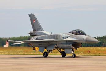 4041 - Poland - Air Force Lockheed Martin F-16C block 52+ Jastrząb