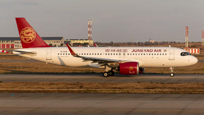 B-321A - Juneyao Airlines Airbus A320 NEO