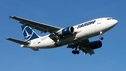 YR-LCB - Tarom Airbus A310