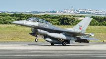 15118 - Portugal - Air Force General Dynamics F-16B Fighting Falcon aircraft
