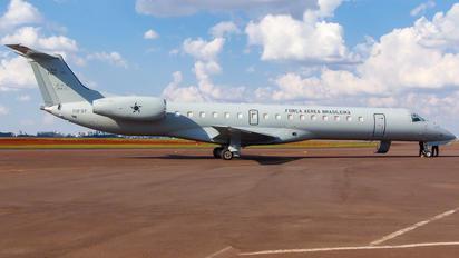 FAB2522 - Brazil - Air Force Embraer EMB-145 ER C-99A