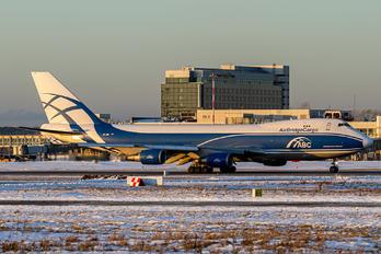 VP-BIK - Air Bridge Cargo Boeing 747-400