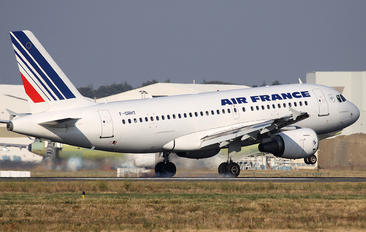 F-GRHT - Air France Airbus A319