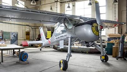 206 - Poland - Air Force PZL 104 Wilga 35A
