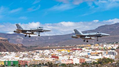 C.15-95 - Spain - Air Force McDonnell Douglas EF-18A Hornet