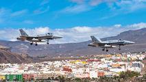 C.15-95 - Spain - Air Force McDonnell Douglas EF-18A Hornet aircraft