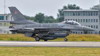 #3 Poland - Air Force Lockheed Martin F-16C block 52+ Jastrząb 4060 taken by Piotr Gryzowski