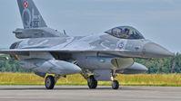 #2 Poland - Air Force Lockheed Martin F-16C block 52+ Jastrząb 4050 taken by Piotr Gryzowski