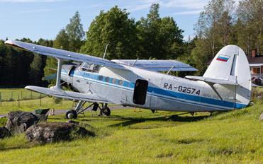 RA-02574 - Private Antonov An-2