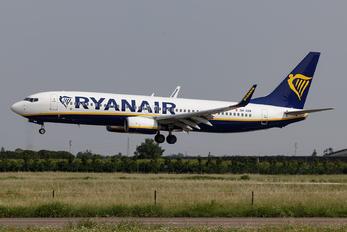9H-QAR - Ryan Air Boeing 737-800
