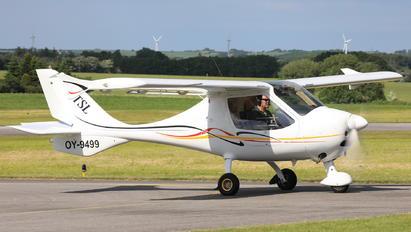 OY-9499 - Private Flight Design CT Supralight