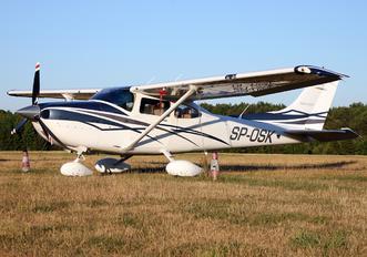 SP-OSK - Private Cessna 182 Skylane (all models except RG)