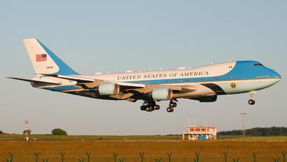 82-8000 - USA - Air Force Boeing VC-25A