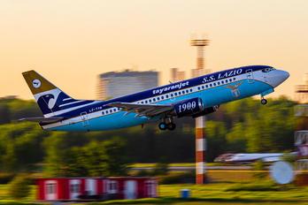 LZ-TYR - Tayaran Jet Boeing 737-300