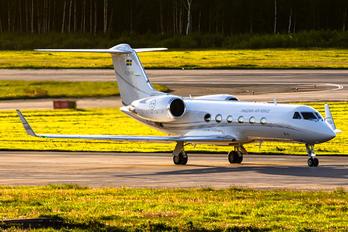 102004 - Sweden - Air Force Gulfstream Aerospace Tp102A