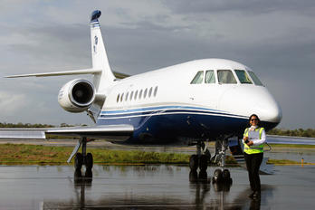 N925PF - Private - Aviation Glamour - Model