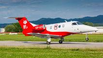 SP-IZI - Private Embraer EMB-500 Phenom 100 aircraft