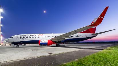 EI-EPH - Nordwind Airlines Boeing 737-800