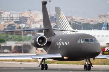 OY-SWO - Private Dassault Falcon 2000S